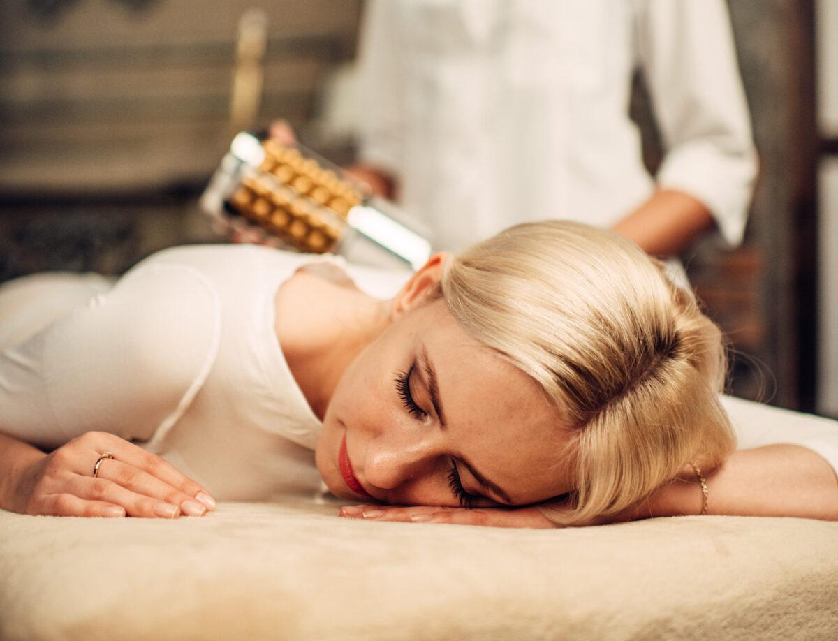 R-sleek массаж